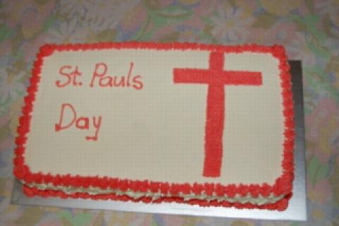 St Pauls Day 2011