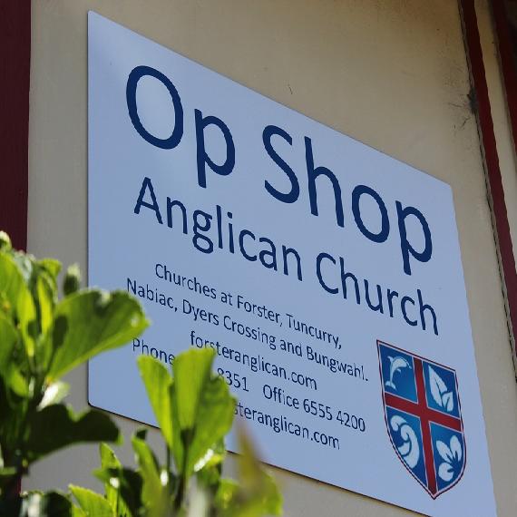 Anglican Op Shop